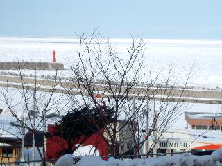 2008/2/2流氷
